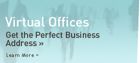 Virtual Offices. Get the perfect business address.